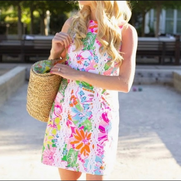 Lilly Pulitzer X Target Nose Posey dress 🌸